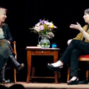 Anna Quindlen and Susan Casey