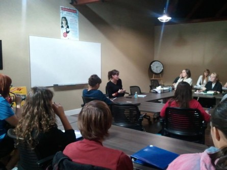 Maggie Stiefvater at Front Street Writers