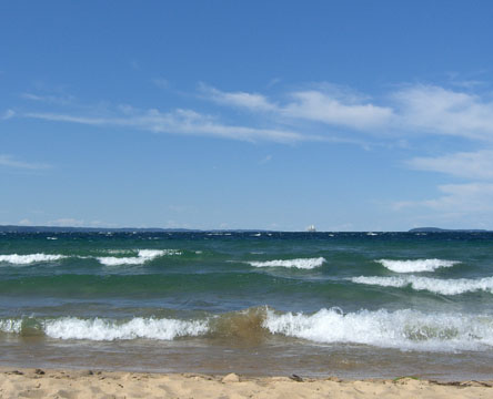Grand Traverse Bay, Traverse City