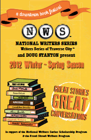 2012 Winter Spring NWS Program Cover