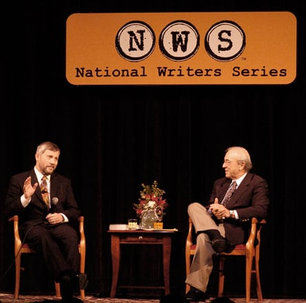 Philip Caputo and Karl Marlantes