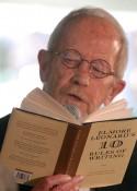 Elmore Leonard reading