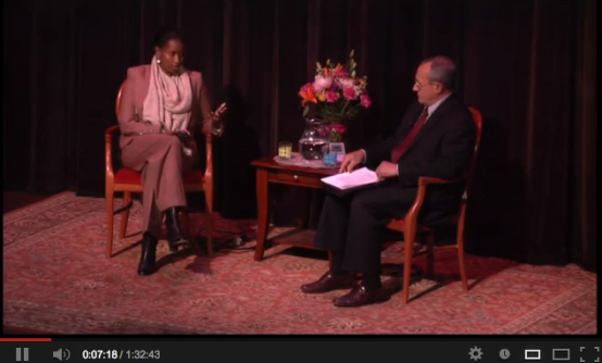 An Evening with Ayaan Hirsi Ali
