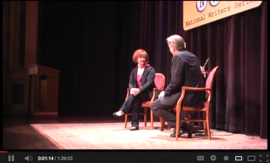 Watch An Evening with Janet Evanovich