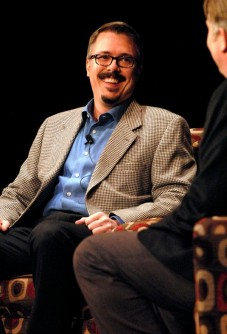 Vince Gilligan during NWS event