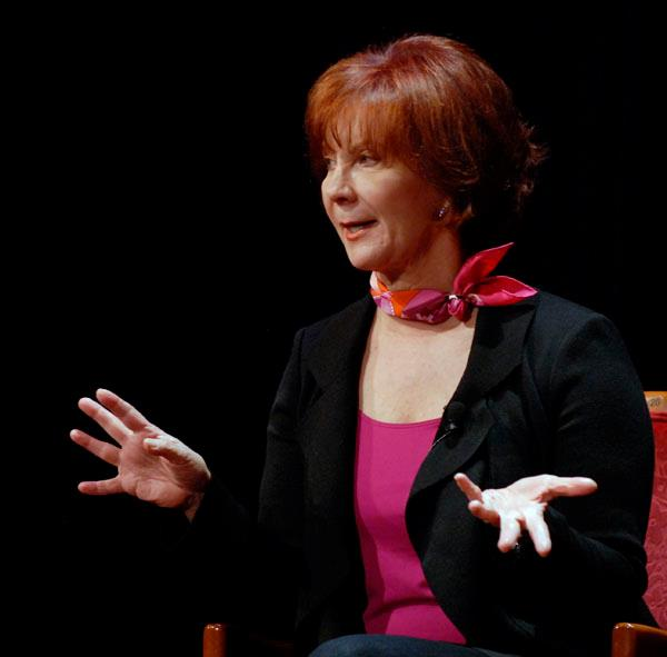 Recap/Photos from NWS: An Evening with Janet Evanovich and Doug Stanton