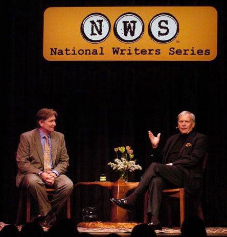 Tom Brokaw and Doug Stanton, May 12, 1010