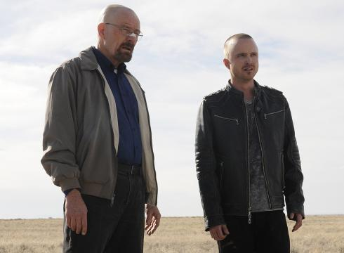 Walter and Jesse Begin Season Five