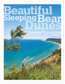 Beautiful Sleeping Bear Dunes by Elizabeth Edwards