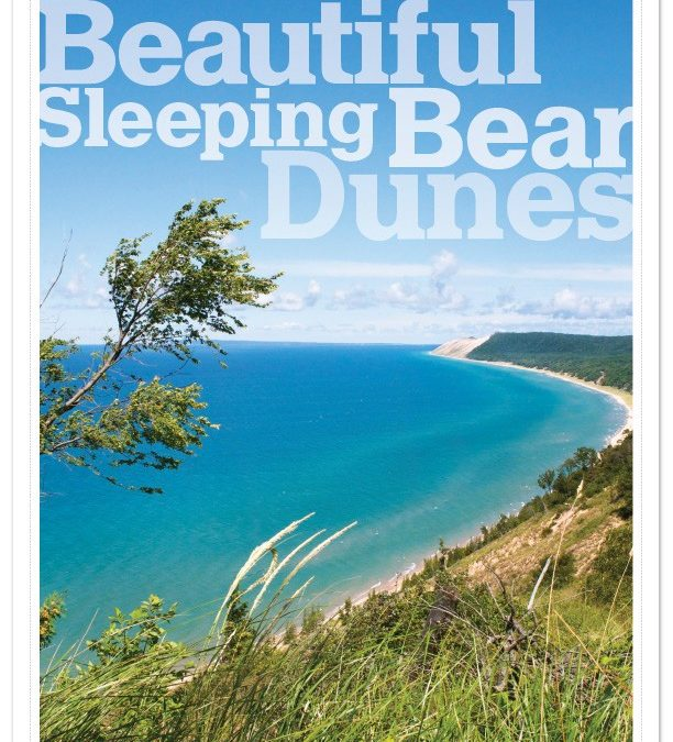 Elizabeth Edwards, author of 'Beautiful Sleeping Bear Dunes' at Horizon Books Friday, August 10