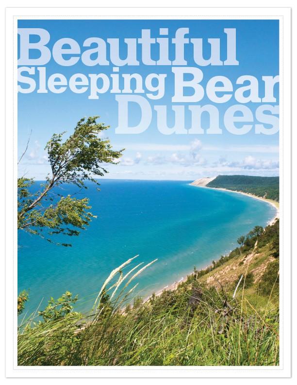 Elizabeth Edwards, author of 'Beautiful Sleeping Bear Dunes' at Horizon Books Friday, August 10