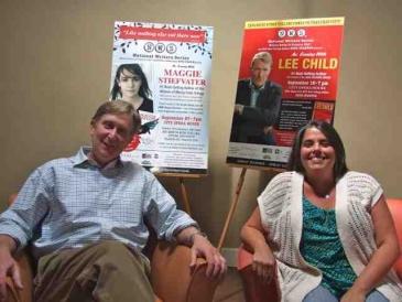 Doug Stanton and Jill Tewsley