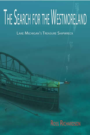 New Book Launch, 'The Search for The Westmoreland' in Frankfort, Michigan