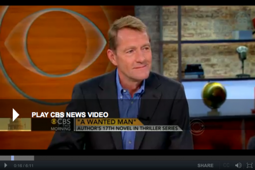 Lee Child, Movie Interview