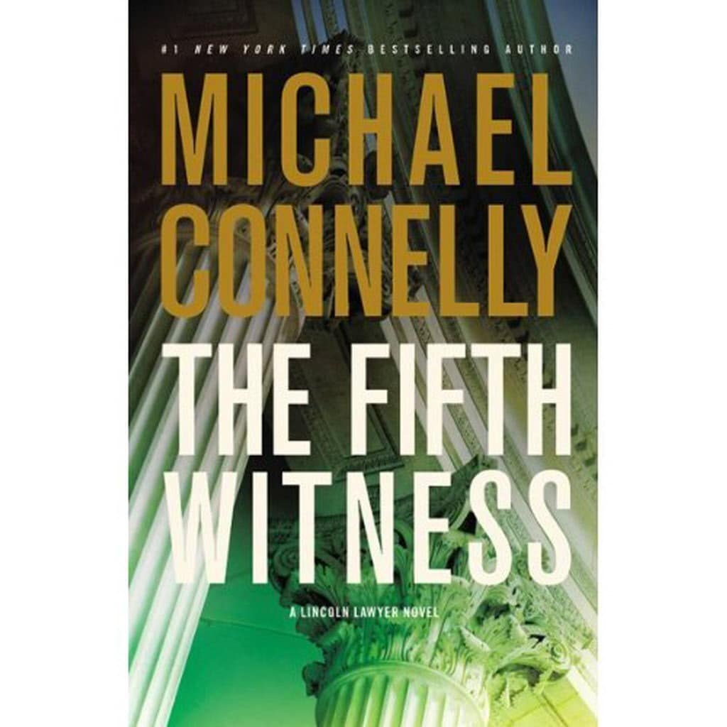 Michael Connelly Accepts Harper Lee Prize for The Fifth Witness