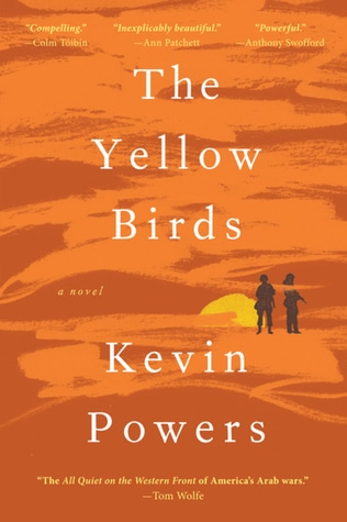 'The Yellow Birds' by Kevin Powers: the Novel of the Iraq War