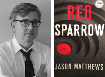 Jason Matthews, Red Sparrow