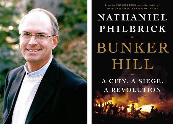 Nathaniel Philbrick, Bunker Hill
