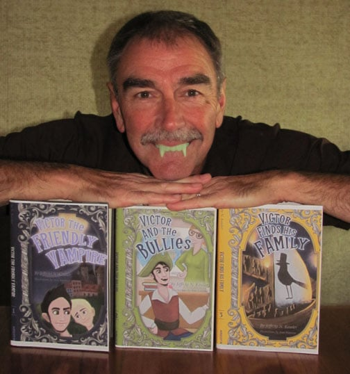 NWS Featured Local Author: Jeff Kessler
