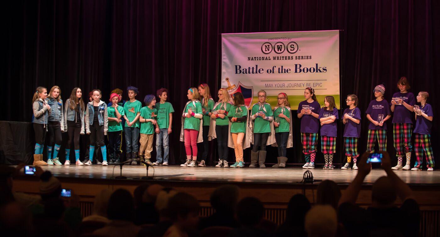 Battle of the Books 2 winning teams