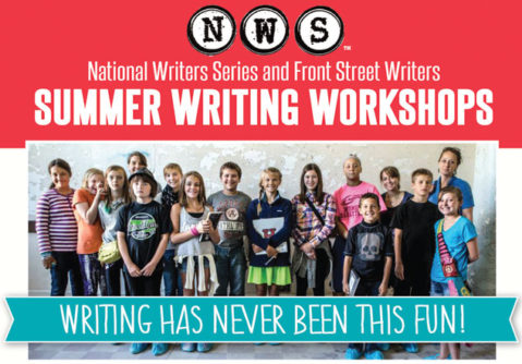 Front Street Writers Summer Writing Workshops