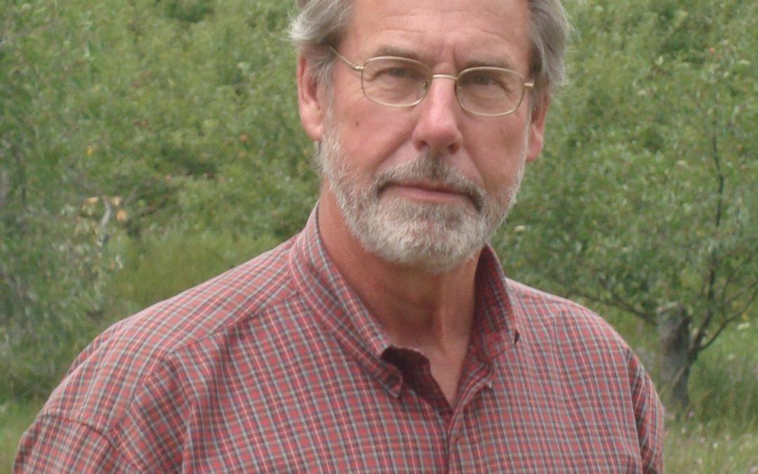 NWS Author Next Door Spotlight: Donald Lystra