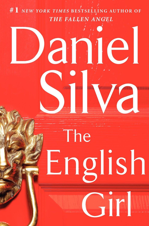 New Daniel Silva Mystery-Thriller