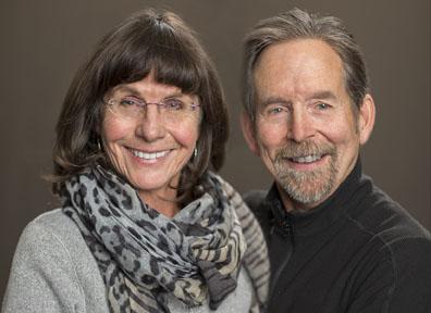 Katherine Roth and Greg Holmes