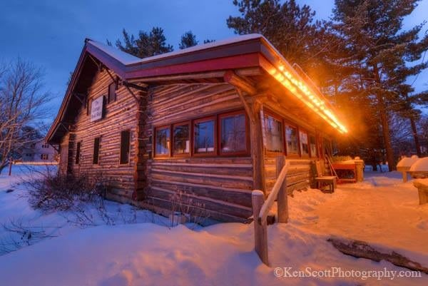 Up North Bookstores: The Cottage Book Shop