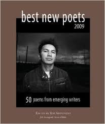 BestNewPoets2009BookCover
