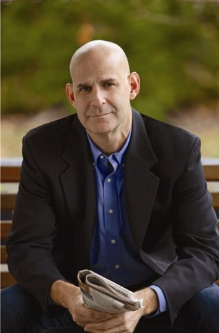 PARKING INFO FOR HARLAN COBEN EVENT, JULY 9