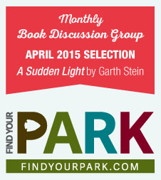 Find Your Park, NWS Book Discussion Group, 2015