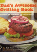 Dad's Awesome Grilling Book by Bob Sloan