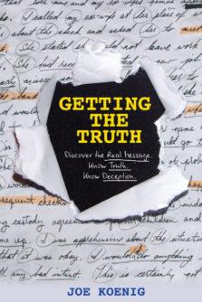 Getting The Truth by Joe Koenig