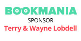 Terry and Wayne Lobdell, NWS Bookmania sponsors