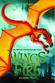 Wings of Fire #8 Escaping Peril