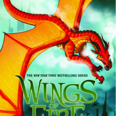 Wings of Fire, Menagerie and Spirit Animals bestselling author arrives TOMORROW!!