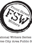 Are you a budding writer? Deadline is fast approaching to enroll in Front Street Writers!