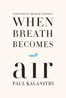 When Breath Becomes Air - cover