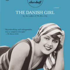 Danish Girl Author David Ebershoff at City Opera House on Thursday!