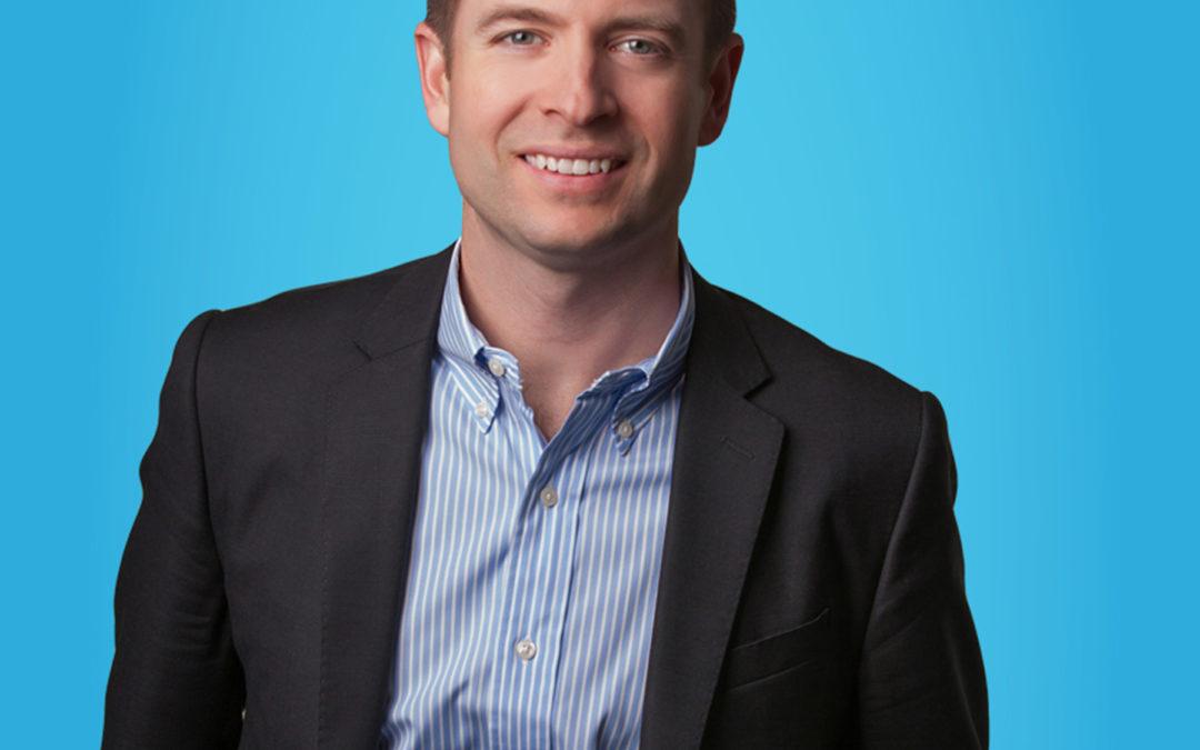 NWS Author Next Door: Jay Harrington