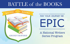 National Writers Series: Battle of the Books