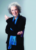 Margaret Atwood- 100th Author!