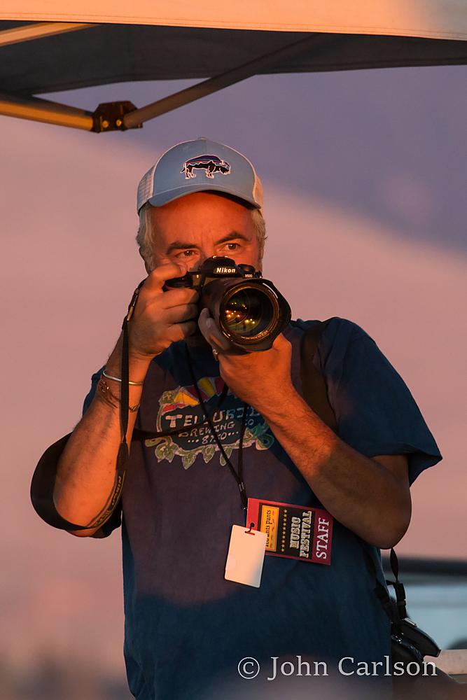 Tony Demin guest host Gianturco
