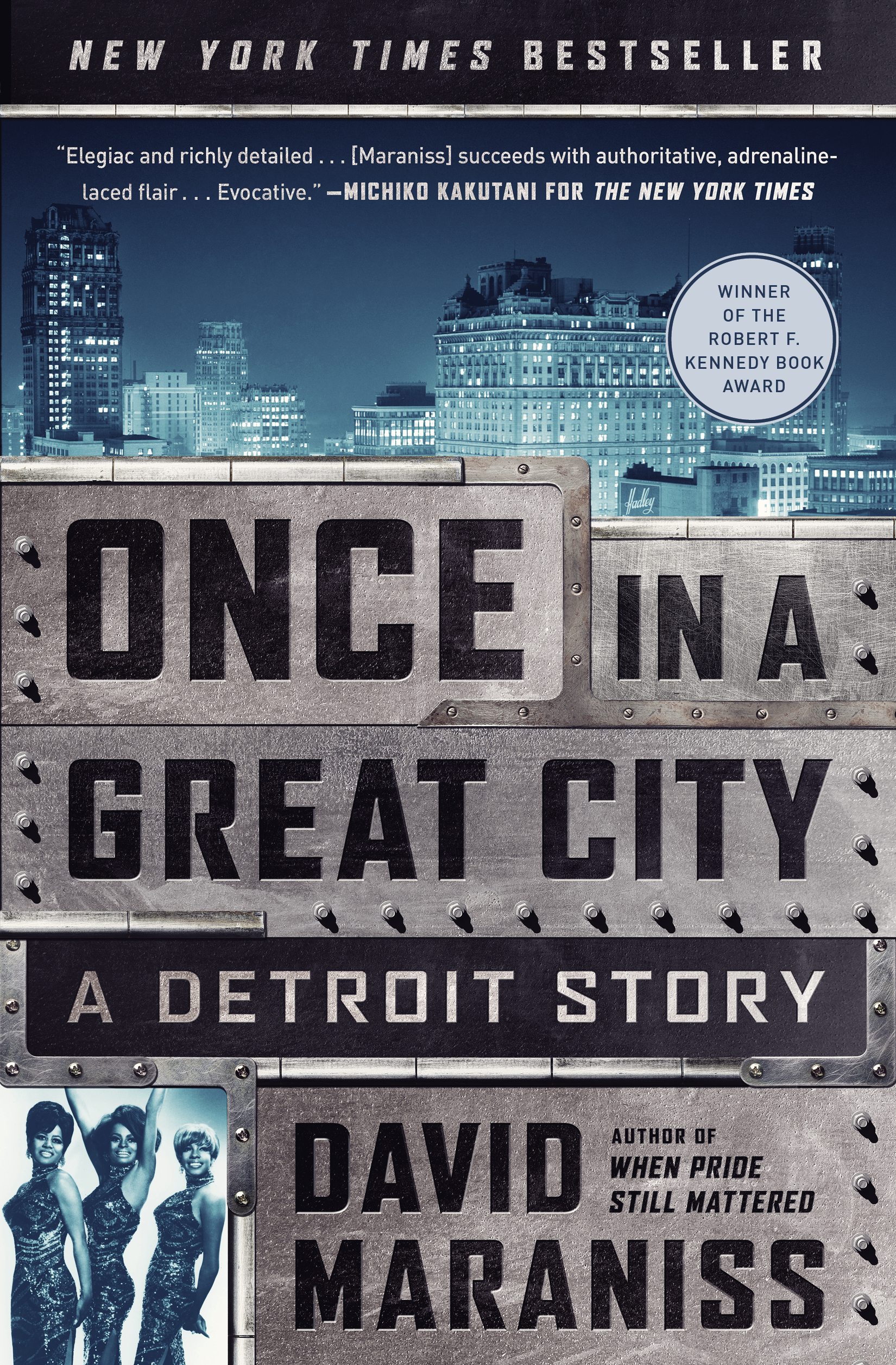 once in a great city pbk