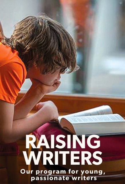 National Writers Series: Raising Writers