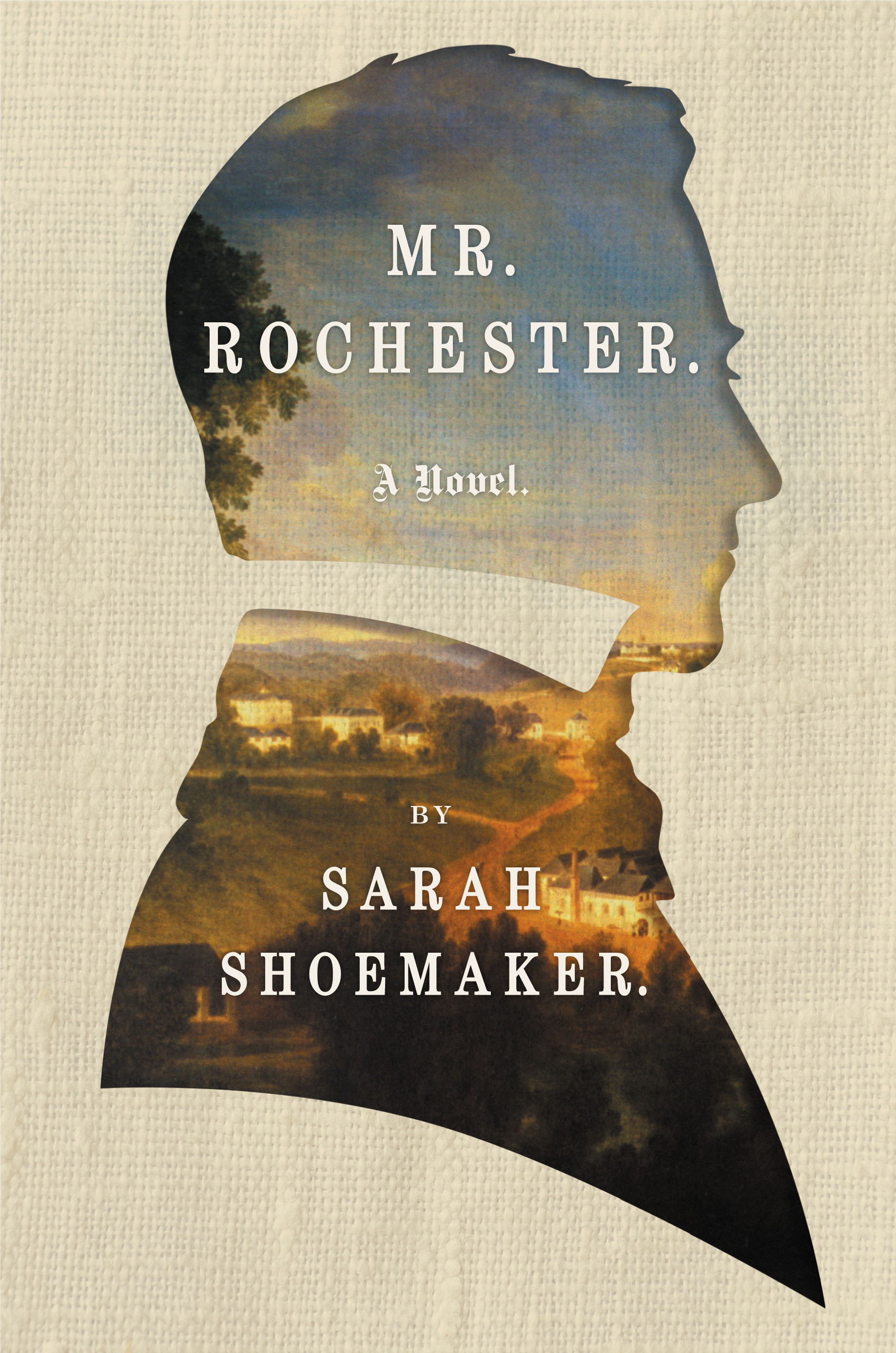Mr. Rochester book cover