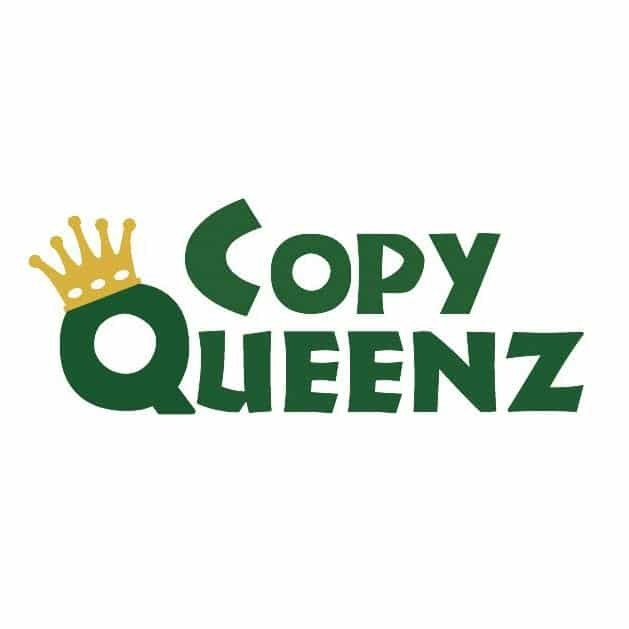Visit Copy Queenz Print Facebook Page