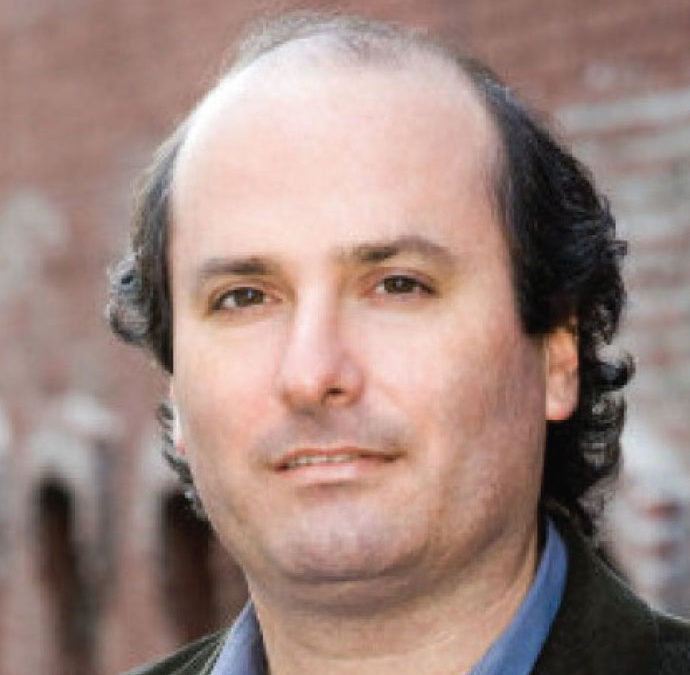 An Evening With David Grann