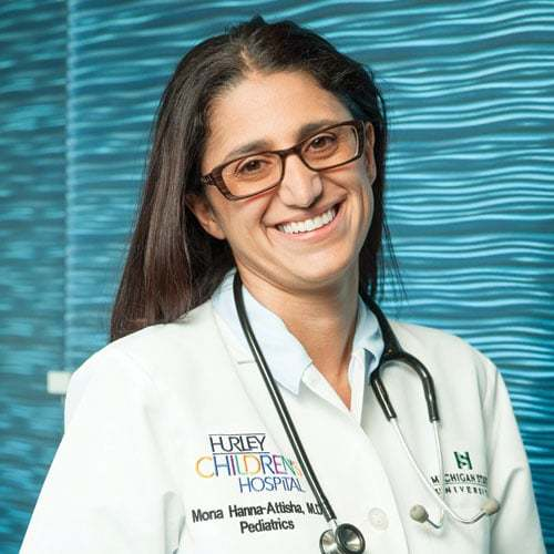 Dr. Mona Hanna-Attisha
